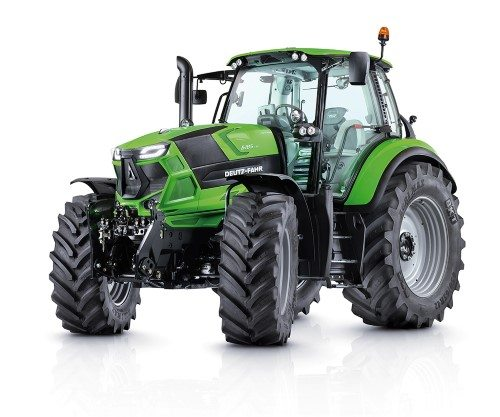Deutz-Fahr Traktoren